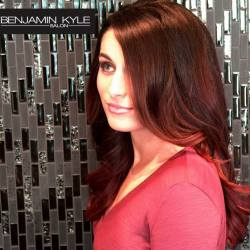 best-shade-of-red-hair-Benjamin-Kyle-Salon-Cocoa-FL