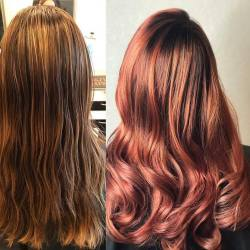 red-hair-before-and-after-Benjamin-Kyle-Salon-Cocoa-FL